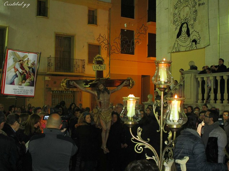 (2016-03-18) - VII Vía Crucis nocturno - Cristobal González García  (16)