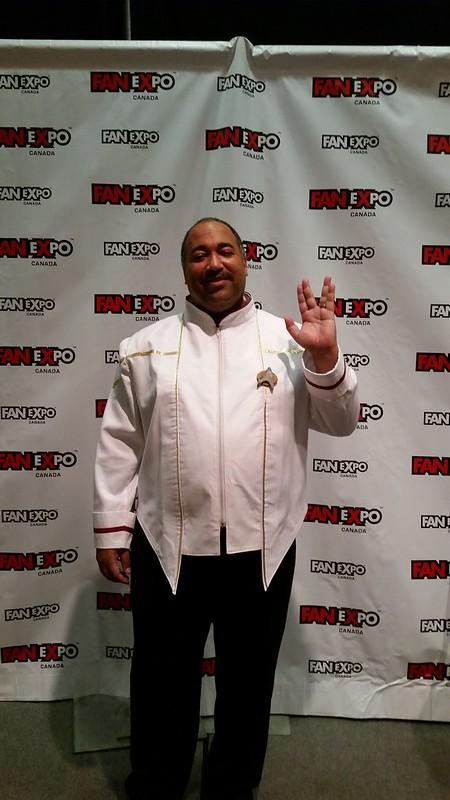 Star Trek Insurrection Captain's dress uniform