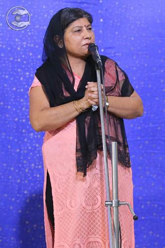 Arti Arora from Uttam Nagar, Delhi, expresses her views