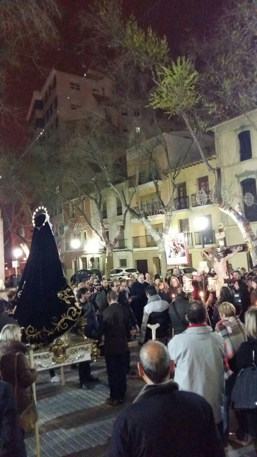 (2016-03-18) - VII Vía Crucis nocturno - Mari Carmen Barceló Pérez (09)