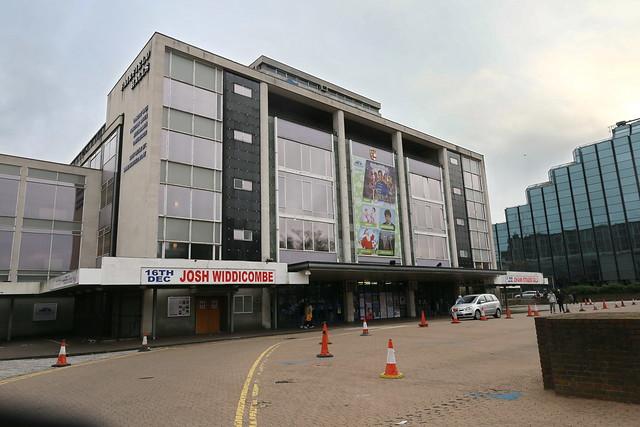 Croydon, Fairfield Halls