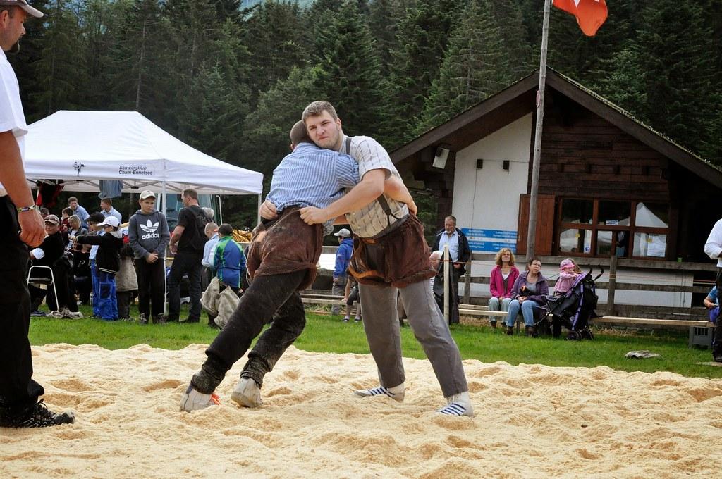 Regionalschwingfest Lac des Joncs
