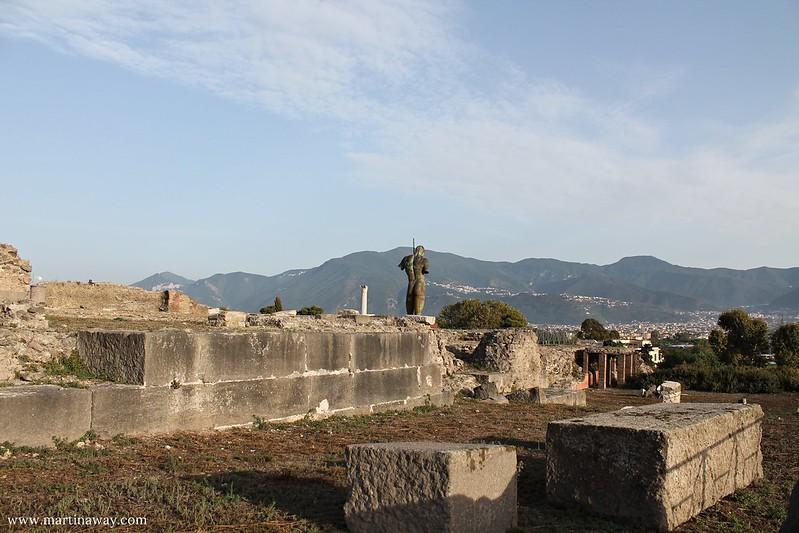 Scavi di Pompei, Santuario di Venere