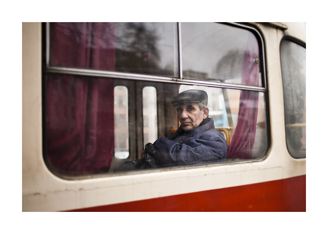 Ukrainian tram