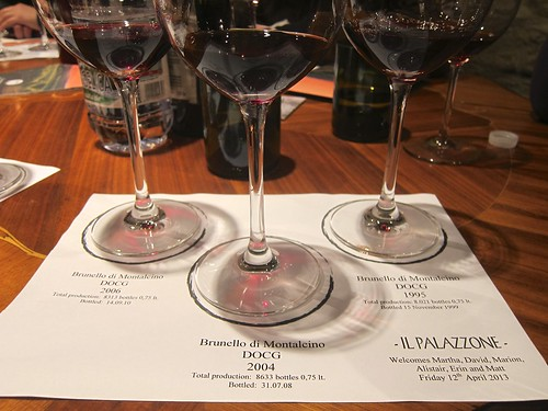 Wine tasting at Il Palazzone | by jetsetwhitetrash