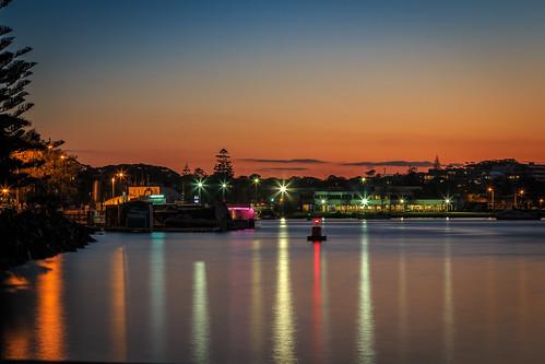 sunset harbour portmacquarie