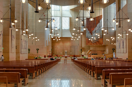 Cathedral of Our Lady of the Angels Nave #2
