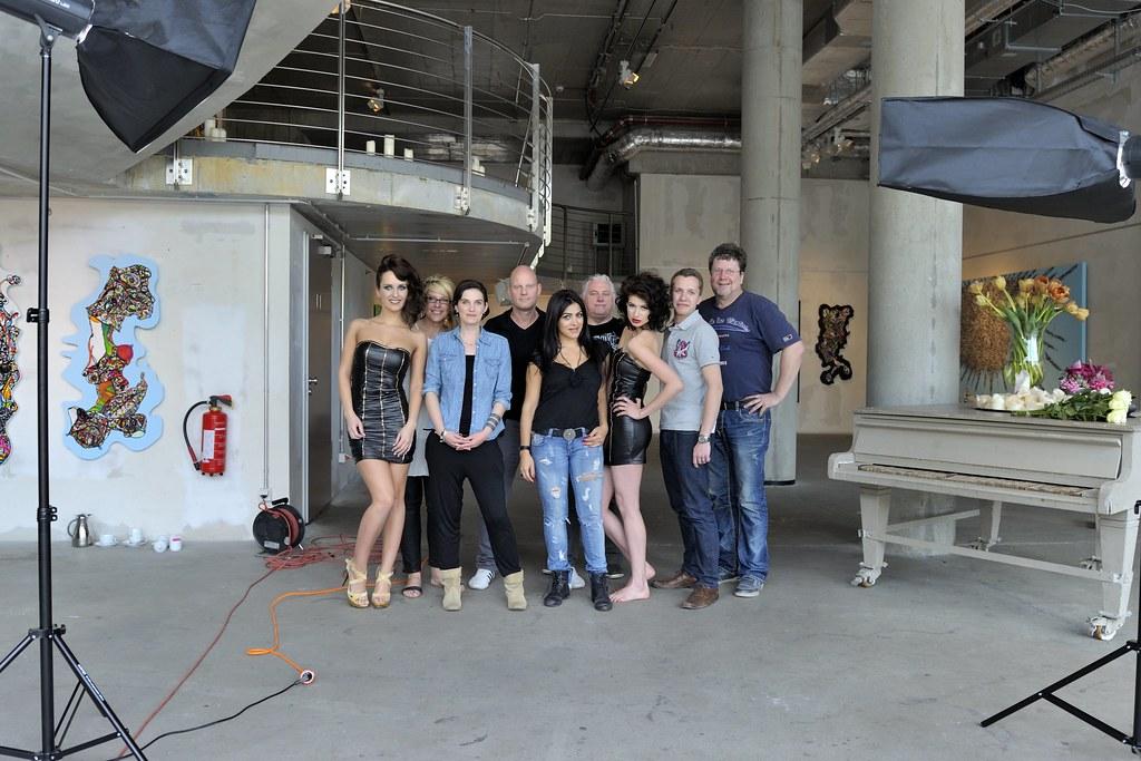 Das Team hinter den Fotos dieser Serie