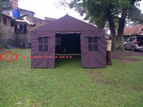 Tenda roder / VIP / family / hanggar | by PD LIMA TIGA TENDA