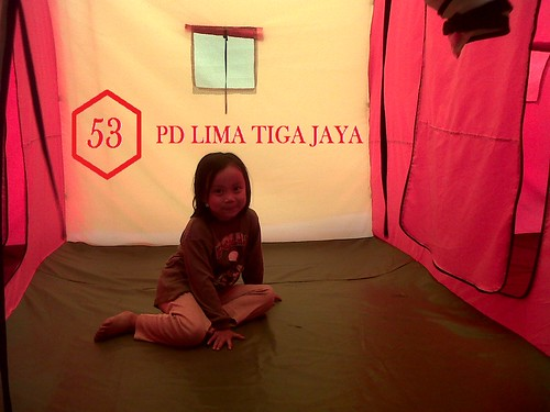 tenda dome lorong | by PD LIMA TIGA TENDA