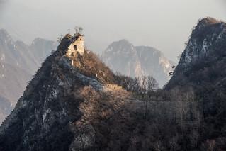Great Wall Ruins at Jiankou | by keithlommel