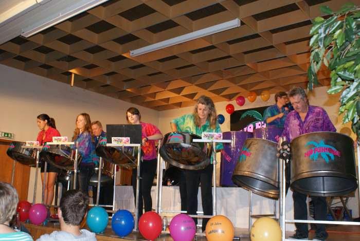 Panique-Night am 20. Oktober 2012 im Restaurant Linde in Stettlen