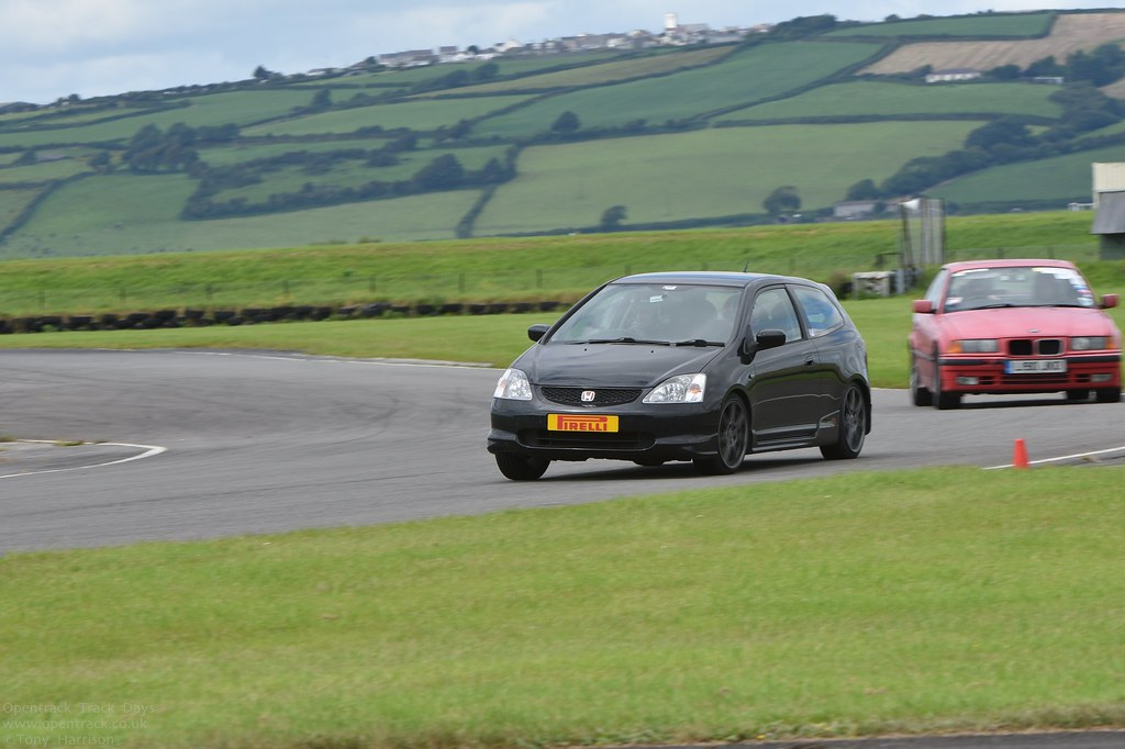 Pembrey Track Day 13th August 2016 With Opentrack Track Da