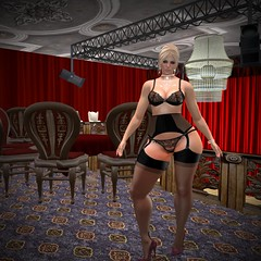 Bébé Euro Glamour Stockings