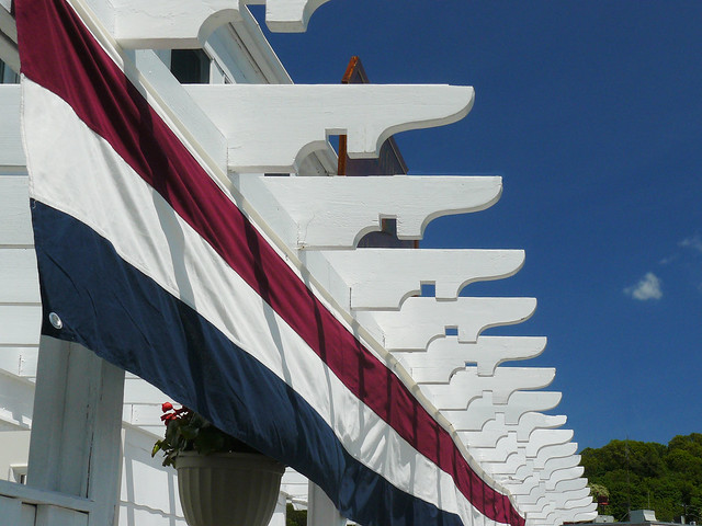 2010 Flag Raising
