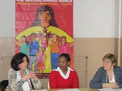WSF Tunis - PSI Empowerment of Women workshop 27Mar2013