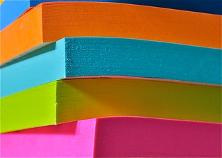 post-it notes | by Dean Hochman