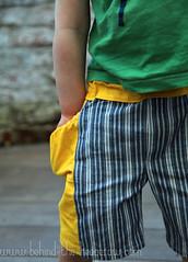 Treasure pocket shorts 1 - KCW Spring 2013
