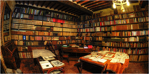 Used Bookstore in Montepulciano | by BellaMontepulciano.com