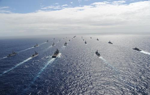 2010. 7.24. 환태평양연합군사훈련 Republic of Korea Navy Rim of the Pacific Exercise('10 Rimpac Exercise) | by 대한민국 국군 Republic of Korea Armed Forces