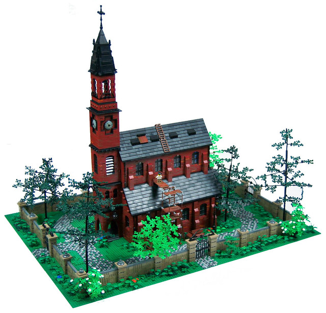 Neo Gothic Church