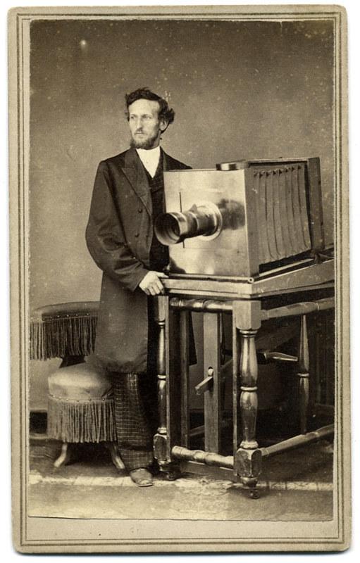 A Civil War Photographer