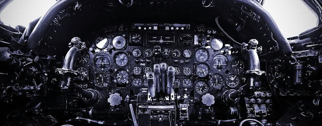 Vulcan's Dash-board...