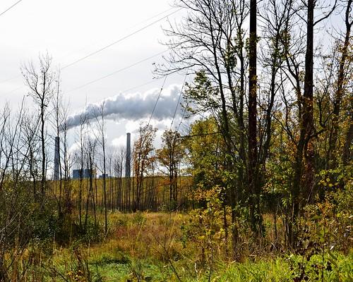 chimney usa abandoned field minnesota nikon steam powerplant us2 itascacounty d7000 cntyrd258