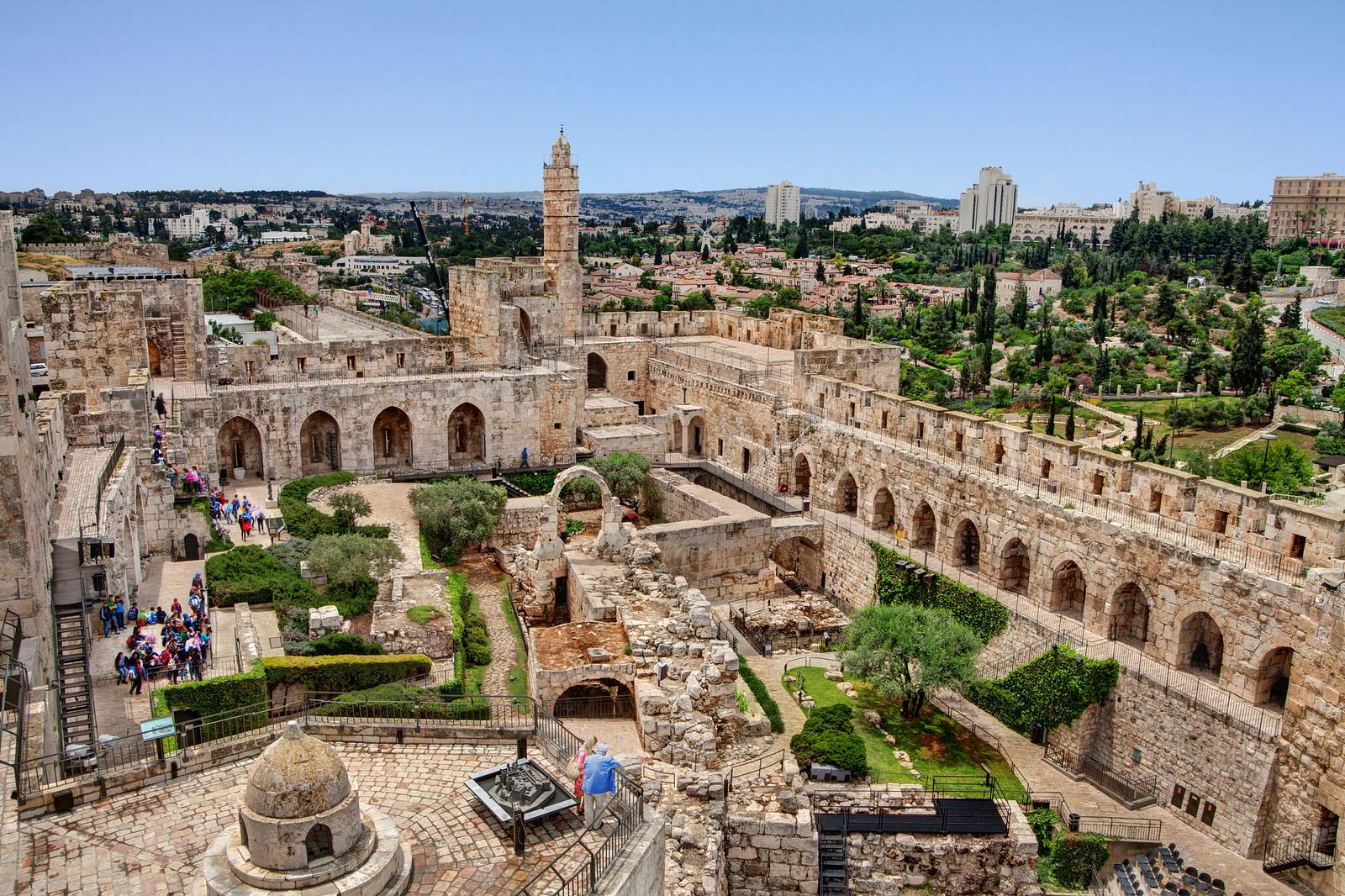 IMG_0535_The Tower of David Museum_Jerusalem_Noam Chen_IMOT