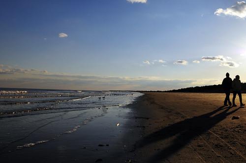beach silhouette digital nikon shadows southcarolina kiawahisland d300