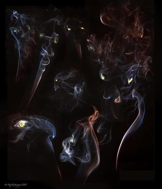 Evil in Smoke