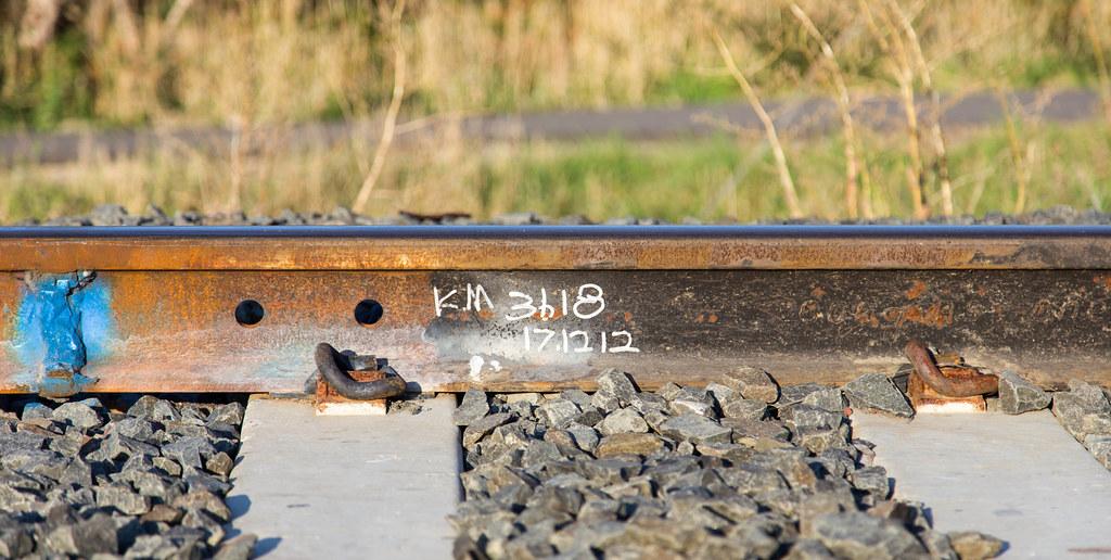New rail by michaelgreenhill