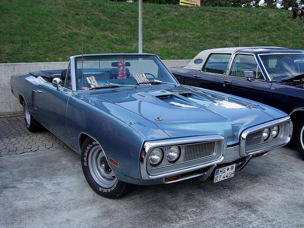 1970 Dodge Coronet 500 Convertible Opron Flickr