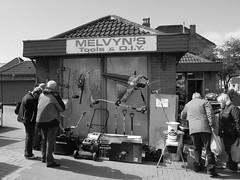 NORMANTON MARKET #1 'MELVYN'S D.I.Y.'