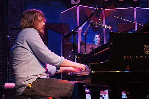 Marco Benevento. Photo by Bill Sasser.