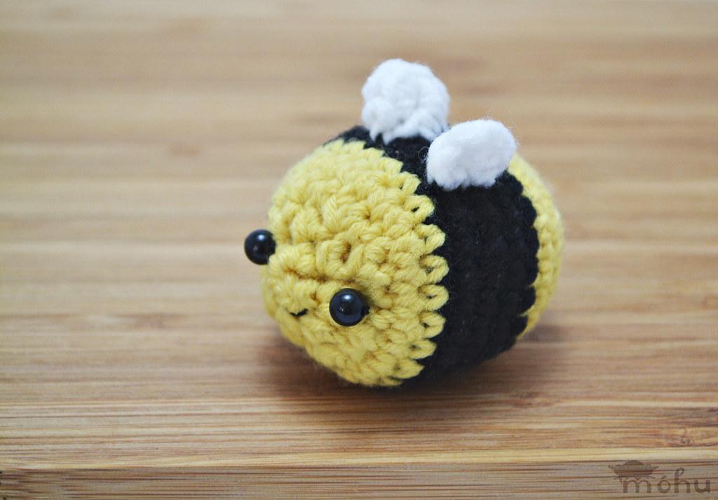 Busy Bee Amigurumi Free Crochet Patterns | 714x1024