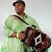 Kyle Huval, Corey Ledet at Louisiana Folk Roots Heritage Day, April 20, 2013