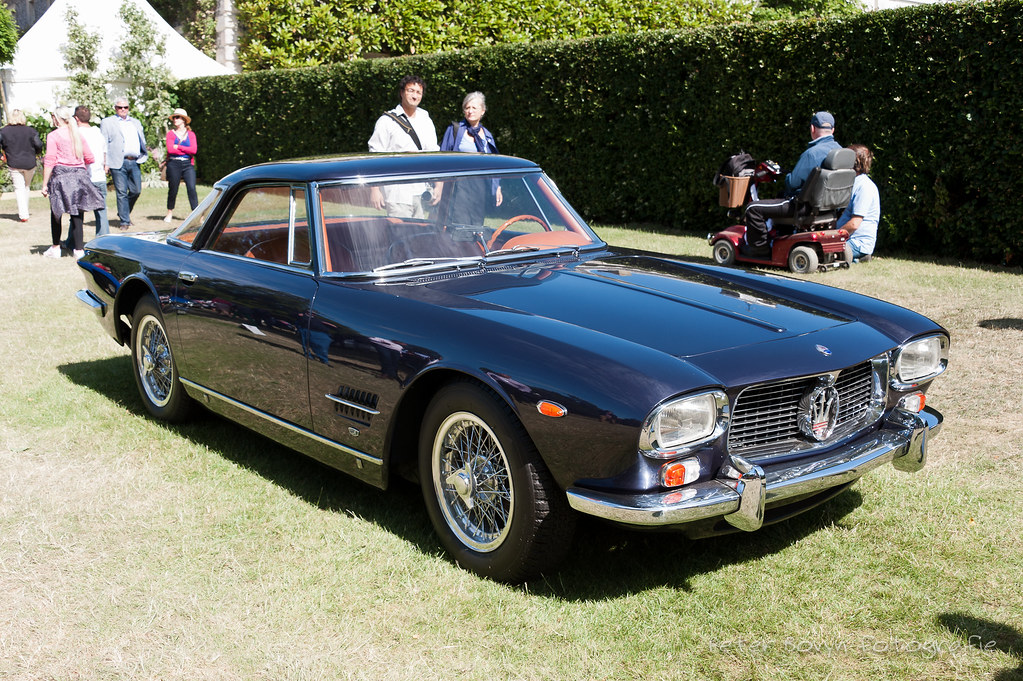 Maserati 5000 GT - 1959 | Coachwork by Allemano At twice ...