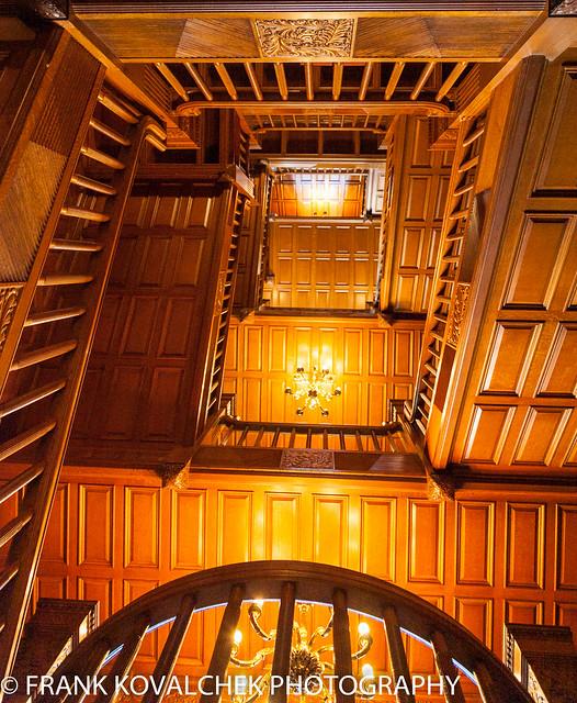 Inside of Craigdarroch Castle