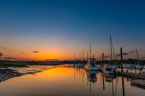 marina docks boats south southcarolina tidal tides d800 hiltonheadisland broadcreek beaufortcounty palmettobaymarina