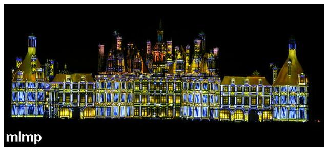 Le château de Chambord 2
