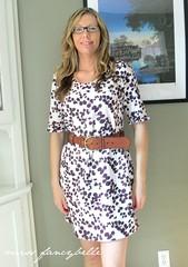 Colette Laurel Dress front