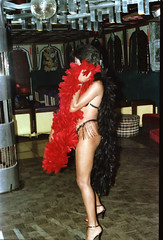 Venezuela Puerto Ordaz Disco Rasil Cabaret Show Ladies March 4 1983 043
