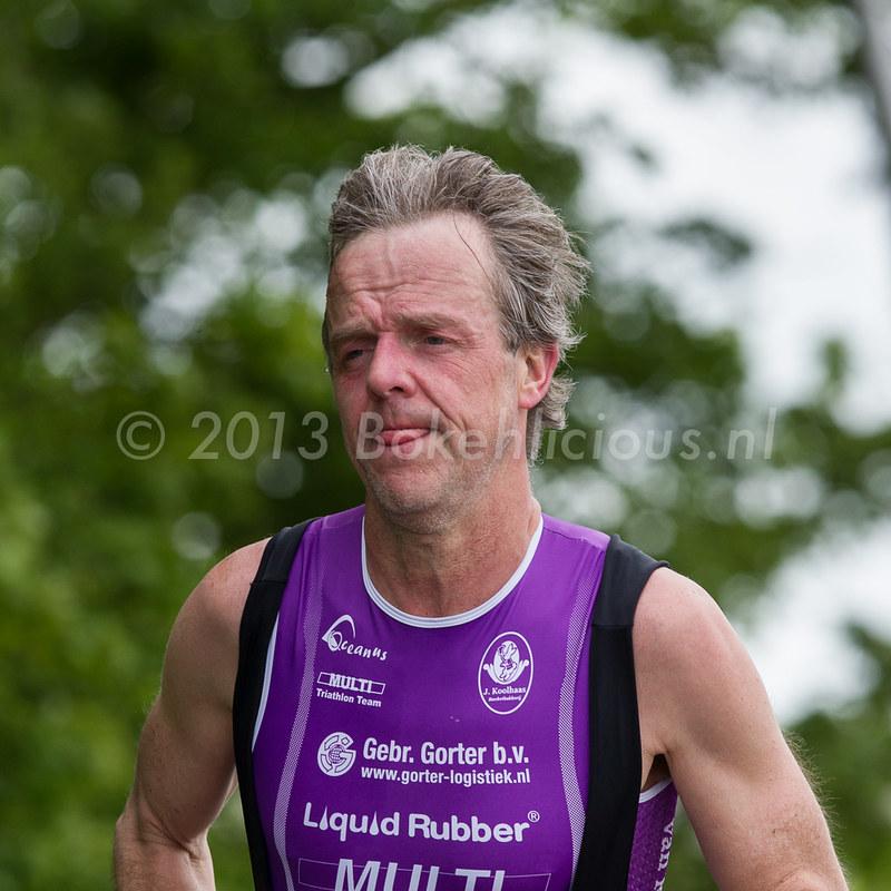 Triathlon Ter Aar 2013   Kees Rekelhof