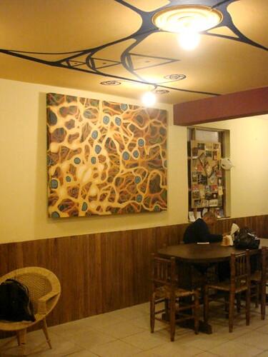 La Luna Restaurant, Huaraz (2006)
