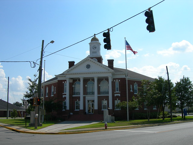 Bacon County Court House