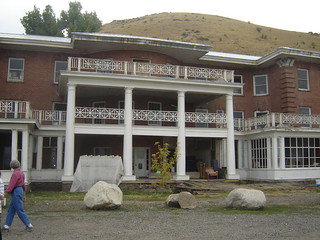 Hot Lake Sanatorium