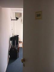 Room 508 at the Puerto del Sol Hotel in Mendoza Argentina | by artdealer_ar