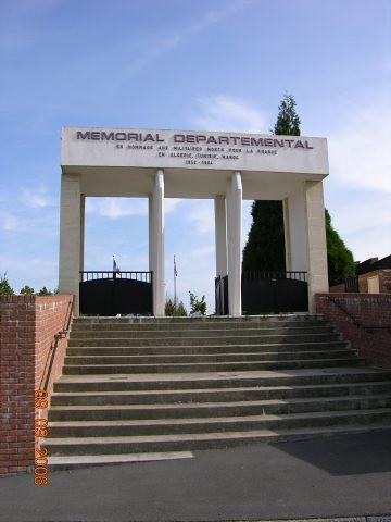 North Africa Monument