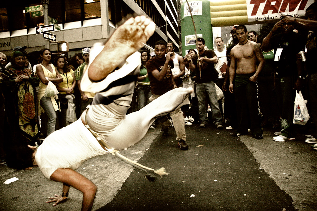 Awesome Capoeira cover image